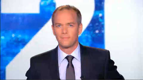 TF1 - Le journal de 20h du 29 août 2012