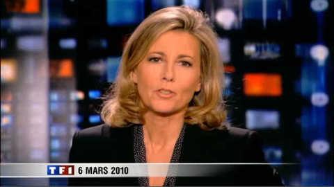 TF1 - Le journal de 20h du 6 mars 2010