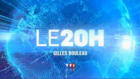 TF1 - Le journal de 20h du 3 septembre 2012