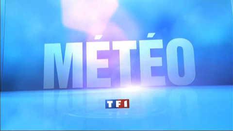 TF1 - La météo de 13h du 11 juin 2012