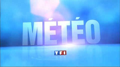 TF1 - La météo de 13h du 12 janvier 2011