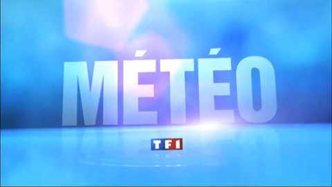 TF1 - La météo de 13h du 13 juillet 2010