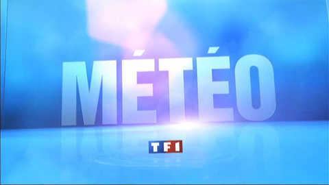 TF1 - La météo de 13h du 16 janvier 2012