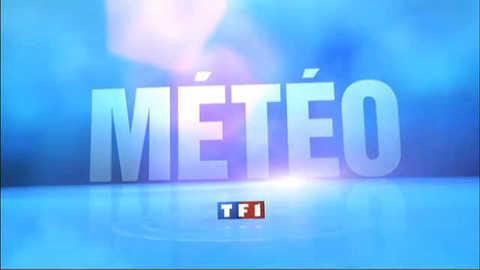 TF1 - La météo de 13h du 18 juin 2012