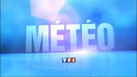 TF1 - Les prévisions météo du 10 septembre 2010