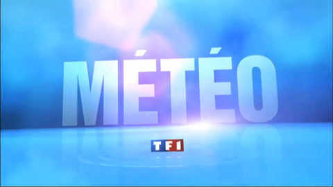 TF1 - Les prévisions météo du 15 juin 2012