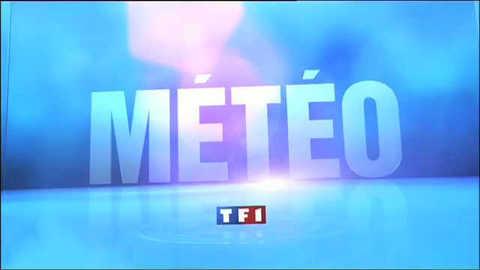 TF1 - Les prévisions météo du 30 janvier 2010