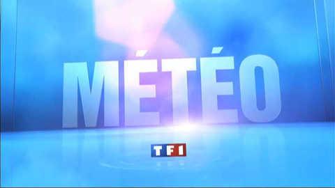TF1 - Les prévisions météo du 30 juin 2012