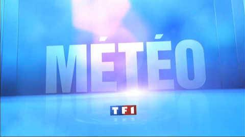 TF1 - Les prévisions météo du 4 août 2012
