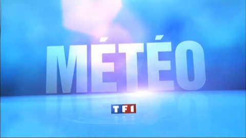 TF1 - Les prévisions météo du 5 décembre 2010