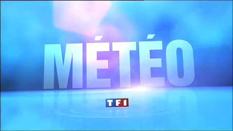 TF1 - Les prévisions météo du 6 novembre 2009