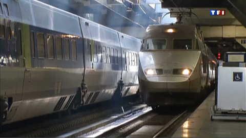 Le TGV, champion du retard...