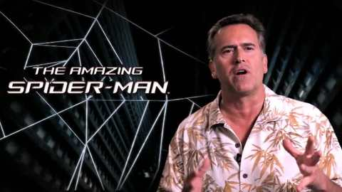 The Amazing Spider-man - Bruce Campbell Behind the Scenes - PS3 Xbox360.mp4
