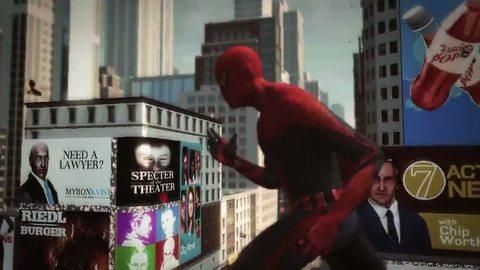 The Amazing Spider-Man Trailer - Playground Trailer - PS3 Xbox360.mp4