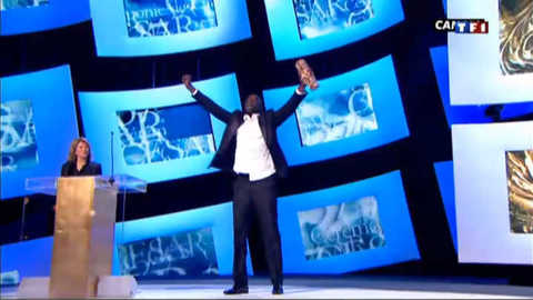 """""""The Artist"""" et Omar Sy, """"Intouchables"""" aux César"""