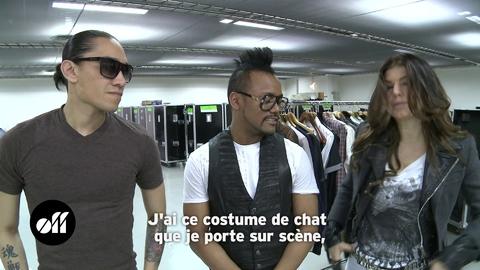 The Black Eyed Peas : Les coulisses de Bercy