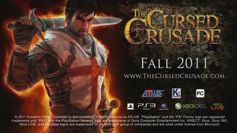 The Cursed Crusade : Cooperative Mode Trailer