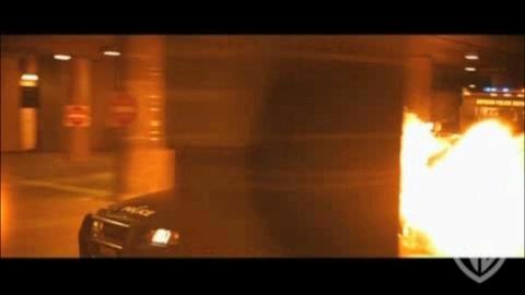 The Dark Knight -  Le Chevalier Noir / Is that a Bazooka