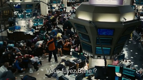 The Dark Knight Rises - Bande annonce 2