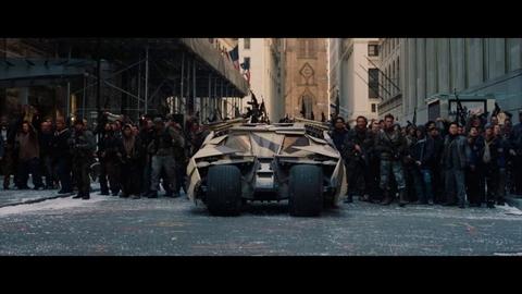 The Dark Knight Rises - La bande annonce ultime VO