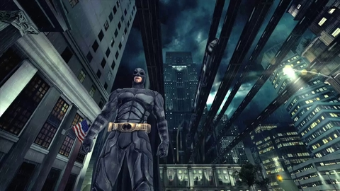 The Dark Knight Rises - iOS/Android - Teaser