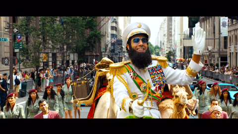The Dictator : nouvelle bande-annonce VOST