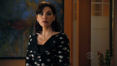 The Good Wife - 3x16 - After the Fall - Bande-annonce 2 de l'épisode