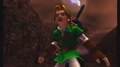 The Legend of Zelda : Ocarina of Time 3D -  Trailer #3
