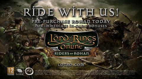 The Lord of the Rings Riders of Rohan - E3 2012 Trailer - PC.mp4