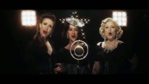 The Puppini Sisters - Diamonds Are A Girl's Best Friends (2011)