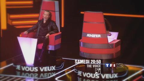 THE VOICE - SAMEDI 10 MARS 2012 20:50