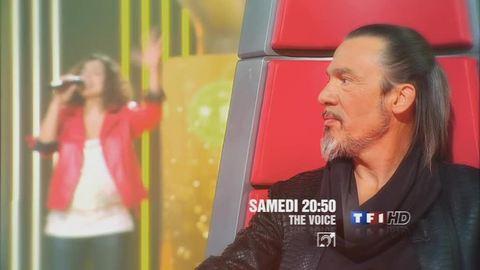 The voice - SAMEDI 25 FÉVRIER 2012 20:50