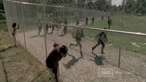 The Walking Dead saison 3 : bande annonce