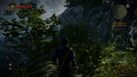 The Witcher 2 Enhanced Edition (Graphismes et Contenu Supplémentaire Xbox 360 - Partie 1/2)