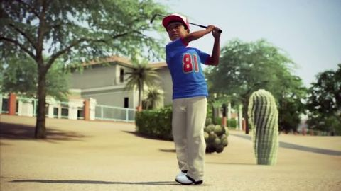 Tiger Woods PGA Tour 13 : Legacy mode