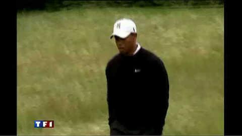Tiger Woods prend des vacances des greens