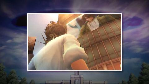 Time Travelers - Trailer JP - PSP 3DS PS Vita.mp4