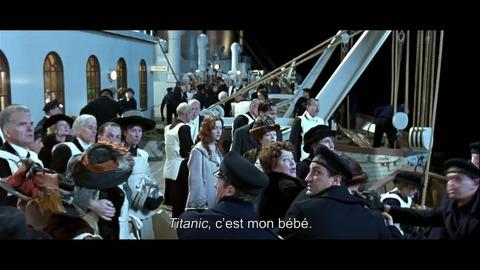 Titanic - making of conversion 3D