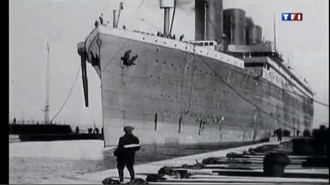 Titanic, un nom entré dans la légende