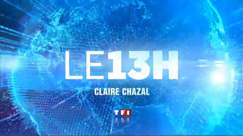 Les titres du 13h du 7 avril 2012
