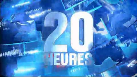 Les titres du 20 heures du 14 mai 2010
