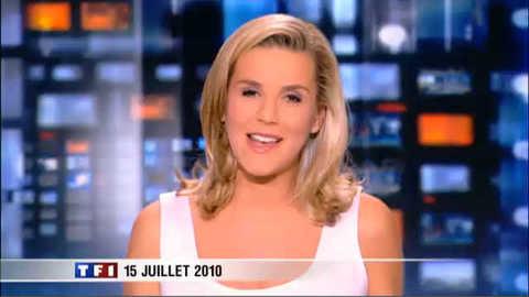 Les titres du 20 heures du 15 juillet 2010