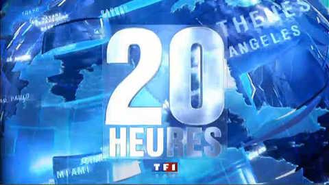 Les titres du 20 heures du 26 avril 2011