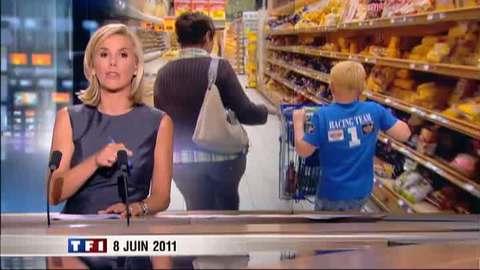 Les titres du 20 heures du 8 juin 2011