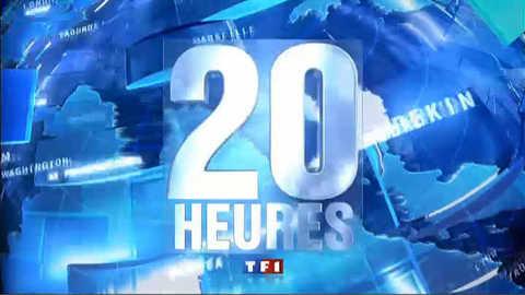 Les titres du 20 heures du 4 mai 2011