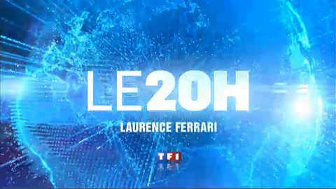 Les titres du 20 heures du 8 mars 2012