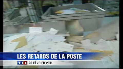 Les titres du 20h du 20 février 2011