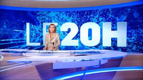Les titres du 20h du 20 mai 2012