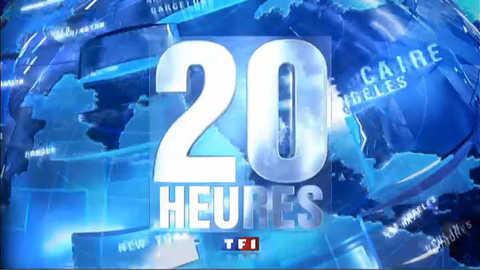 Les titres du 20h du 23 mars 2011