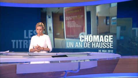 Les titres du 20h du 30 mai 2012